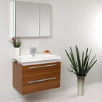 VALTURA - contemporary - bathroom vanities and sink consoles