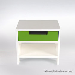 ducduc parker nightstand - Use as storage, side table, or seating.