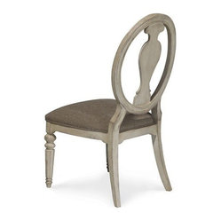 A.R.T. Furniture Belmar Oval Splat Back Side Chair