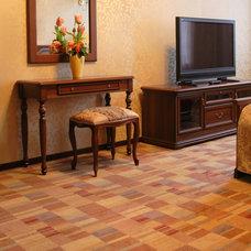 Traditional Carpet Tiles by Koydol Inc.