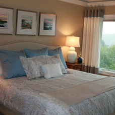 Traditional Bedroom by TSD Interiors