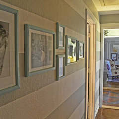 contemporary hall by Sarah Greenman