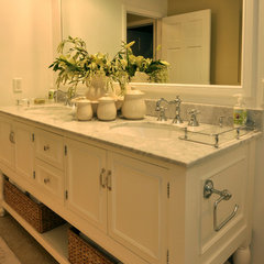 bathroom vanities and sink consoles by H&M Designs, LLC
