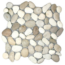 Rustic Tile by Pebble Tile Shop