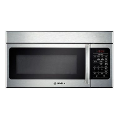 """Bosch 30"""" 500 Series Over The Range Microwave, Stainless Steel 