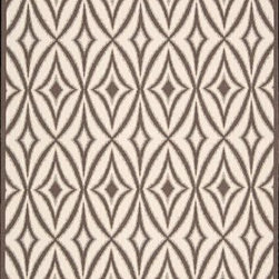"""Nourison - Nourison Waverly Sun&Shade SND19 7'9"""" x 10'10"""" Flint Rug - Sun n' Shade Collection by Waverly offers a fresh perspective on indoor/outdoor rugs. The exciting color palettes and myriad of designs combine Waverly's keen sense of today's style in a timeless fashion. These versatile rugs are beautiful to look at, soft to walk on, easy to clean and can withstand almost all outdoor conditions. Indoor or Outdoor Uses, UV Protected, Mildew Proof, Fade Resistant, Easy Clean: Just Rinse with a Hose"""