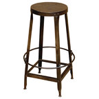 Rutland Barstool Modern Bar Stools And Counter Stools