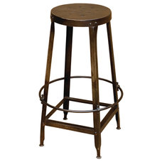 Industrial Bar Stools And Counter Stools by Masins Furniture