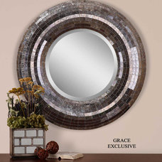 "Modern Wall Mirrors by Santa Monica Bay Lighting Since ""1976"""