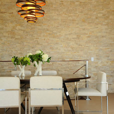 Modern Dining Room by DTM INTERIORS