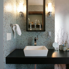 contemporary bathroom by Shelter | Architecture + Design