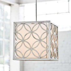 Modern Pendant Lighting by Candelabra