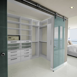 Modern Walk-in Closets - Take the first step visualizing your dream closet and then let us help ...