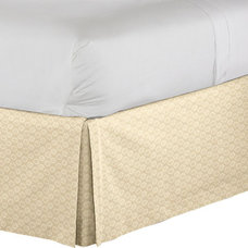 contemporary bedskirts by Loom Decor