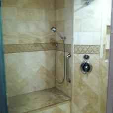 Traditional Bathroom by Meeder Design & Remodeling