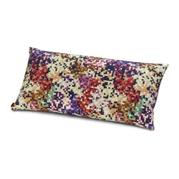 Missoni Home - Missoni Home | Lobos Pillow 12x24 - Design by Rosita Missoni.