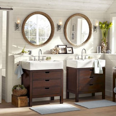 Contemporary Bathroom Vanities And Sink Consoles by Pottery Barn