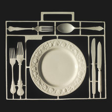 Eclectic Dinnerware Sets by Demelza Hill