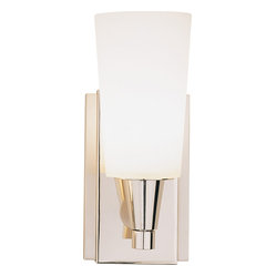 Rico Espinet Aria Wall Sconce, Polished Nickel