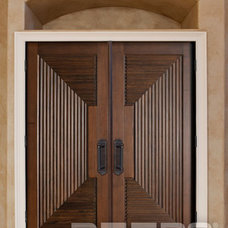 Contemporary Interior Doors by Doors For Builders Inc