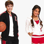 Fathead LLC - High School Musical Troy Gabriella Large Wall Accent Decal - FEATURES: