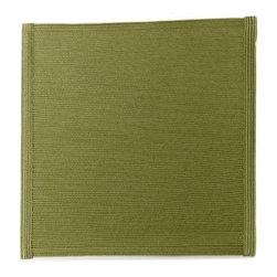 Deborah Rhodes| Square Linen Braid Placemat S/4 - Deborah Rhodes| Square Linen Braid Placemat S/4