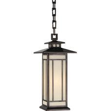 Craftsman Outdoor Flush-mount Ceiling Lighting by Masins Furniture
