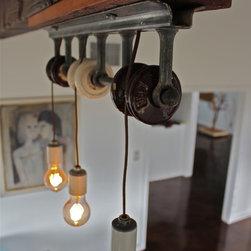Lighting - Mulholland 3. Mulholland Dr. LA