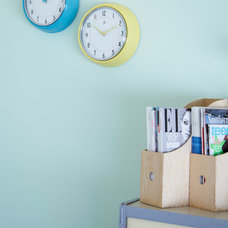 modern clocks by ModCloth