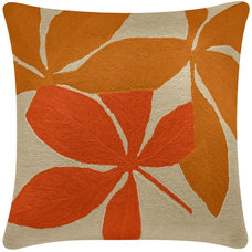 Modern Pillows by Judy Ross Textiles