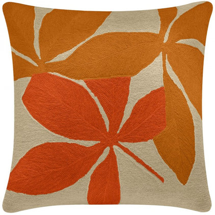 Modern Decorative Pillows by Judy Ross Textiles