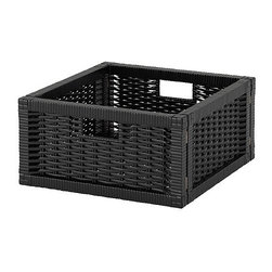 IKEA of Sweden - BRANÄS Basket - Basket, black