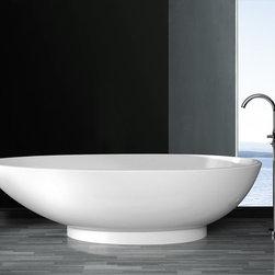"""Forenza Luxury Modern Bathtub 70.5"""" - Forenza  Luxury Modern Bathtub"""