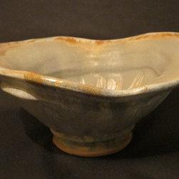 Pottery Vessel Sink - Decription:
