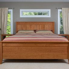 Contemporary Bedroom Furniture Sets by Vaneri Studio