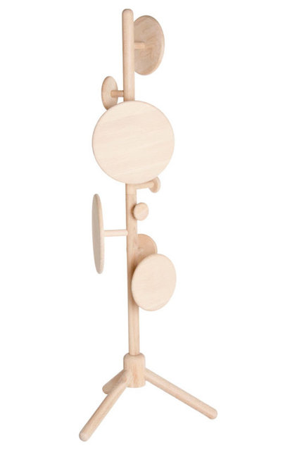 modern coat stands and umbrella stands by ABC Carpet & Home