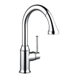 Hansgrohe - Hansgrohe - Talis C Higharc Single Hole Kitchen Faucet - 04215001 - Chrome Finish