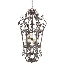 Traditional Chandeliers by Littman Bros Lighting