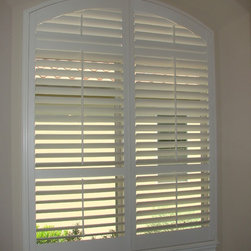 Shop Eyebrow Arch Window Blinds Amp Shades On Houzz