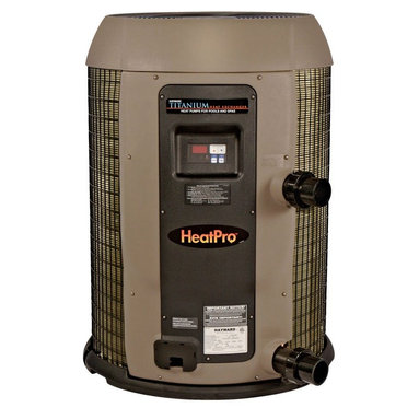 Heat Pump - Don't let cool water temperatures limit your swimming enjoyment. High performance, energy-efficient Hayward HeatPro heat pumps quietly and economically maintain your ideal water temperature at all times.