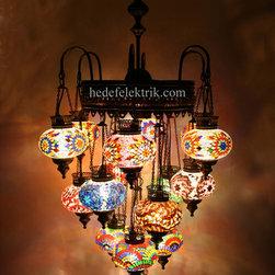Turkish Style - Mosaic Lighting - Code: HD-04160_56
