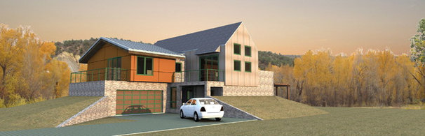 Contemporary Rendering by DNM Architect