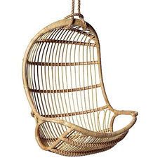 Contemporary Hammocks And Swing Chairs Hanging Rattan Chair