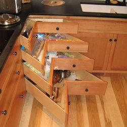 Kitchen's we've built -