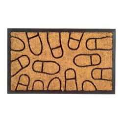 Imports D̩cor - Shoes Pad Door Mat (ID713RBCM) - Shoes Pad