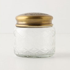 Traditional Bathroom Canisters by Anthropologie