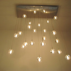 Modern Chandeliers by Premiere Luminaire