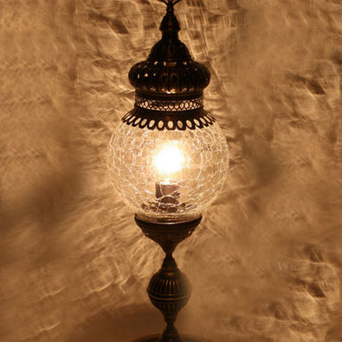 Turkish Style Ottoman Table Lamp -