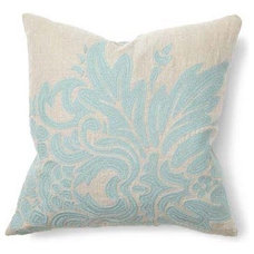 Contemporary Decorative Pillows by thistles
