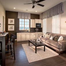 Mediterranean Family Room by Maracay Homes Design Studio